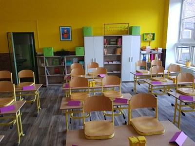 Novinky ze základní školy Šalounova