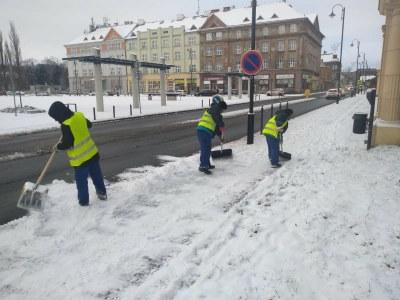 Plán zimní údržby