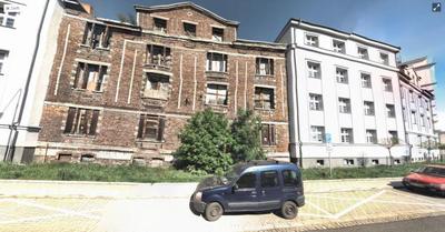 Rekonstrukce bytového domu Štramberská 10