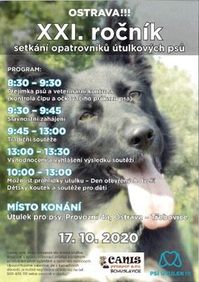 Útulek pro psy Ostrava