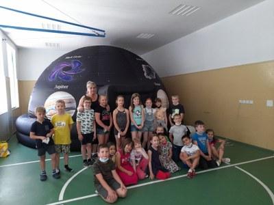 Vesmírný program ve školní družině