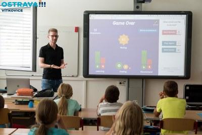 Vítejte ve třídách 21. století