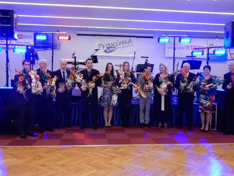 29. LEDNA Ples městského obvodu Vítkovice