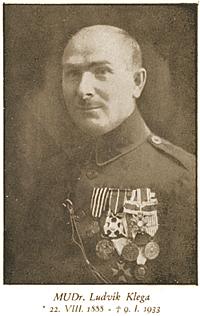 Ludvík Klega