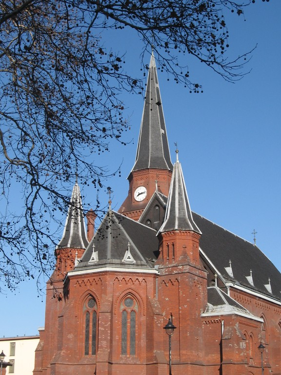 Kostel sv. Pavla
